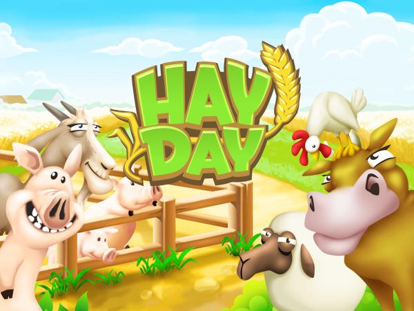 Все особенности игры Hay Day