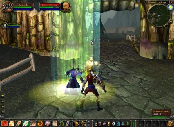 World of Warcraft медленно, но верно сдает позиции