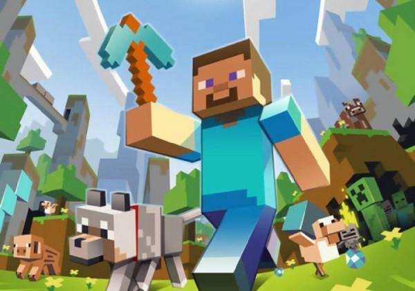 Microsoft скорее всего, станет обладателем игры «Minecraft»