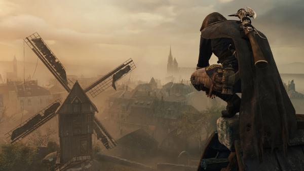 В дополнениях Assasssin's Creed: Unity появится новый город