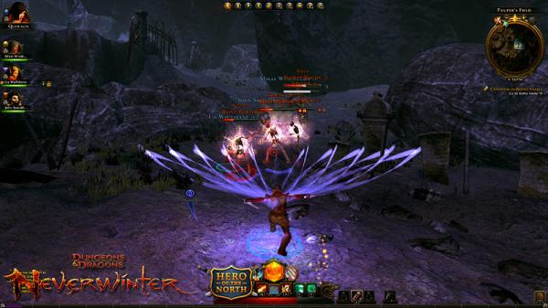 Весь мир фентези откроется с игрой  - Neverwinter Online