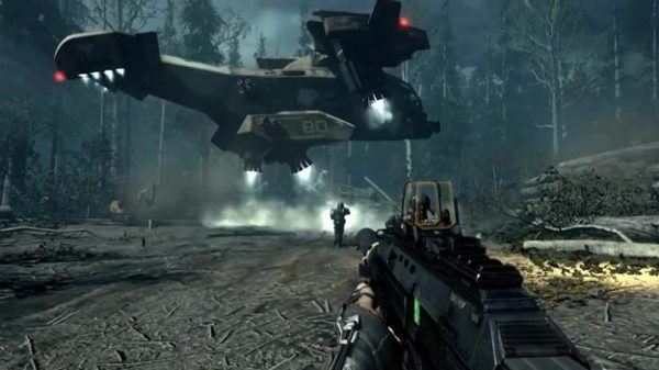 Почему CoD: Advanced Warface уступает CoD: Ghosts?