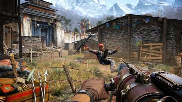 РС версия игр Assassin's Creed: Unity и Far Cry 4 получит  обработку графики