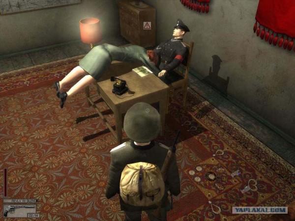 Серия «смерть шпионам» возрождается