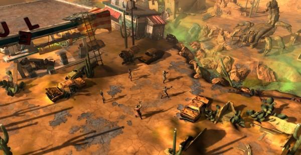 Wasteland 2 скоро появится в продаже