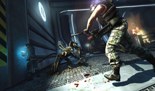 Соревновательный режим на выживание для игры Alien: Isolation