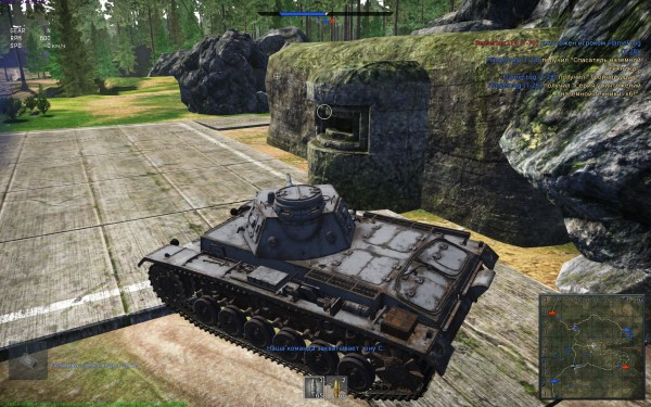 Gaijin Entertainment вплотную занялась танками