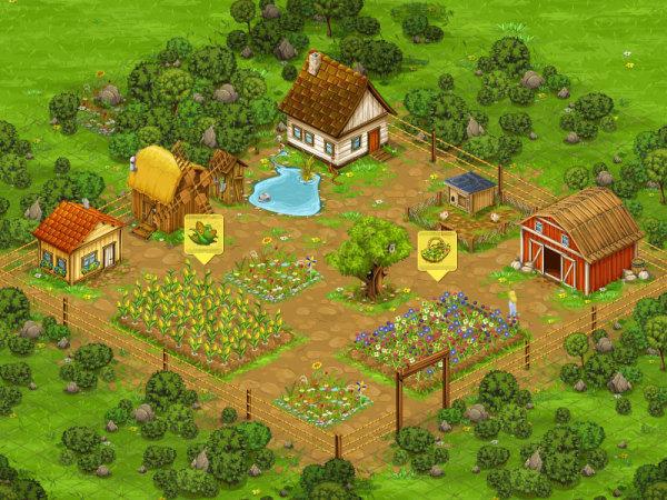 Что можно сказать от  игре Биг Фарм от Гугл Гейм Студиос