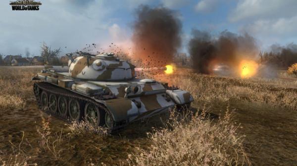 Обновление 9.3 игры World of Tanks предлагает порадоваться более реальным пожарам