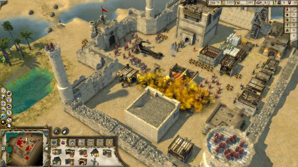 Выпуск Stronghold Crusader 2 переносится