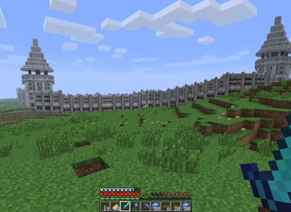 Сериал «Игра престолов» будет представлен в Minecraft