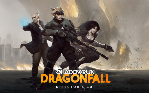 Состоялся релиз Shadowrun: Dragonfall  - Director's Cut