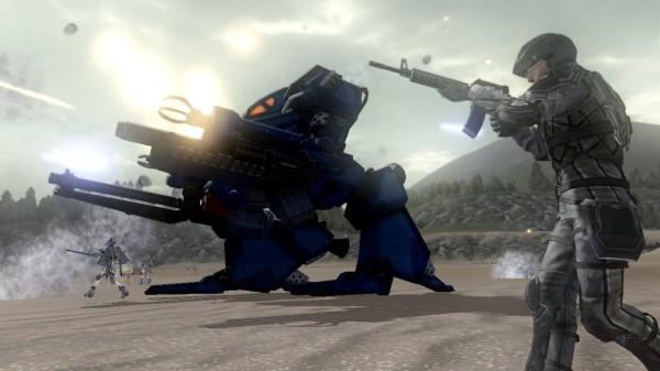 Что ждать от разработчиков игры Earth Defense Force 2025