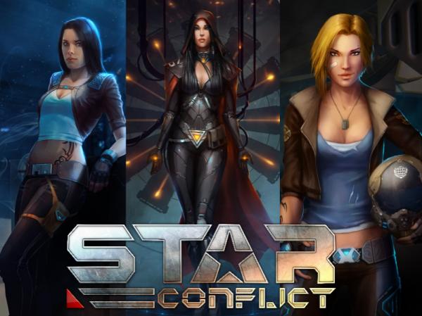 Долгожданное обновление симулятора Star Conflict