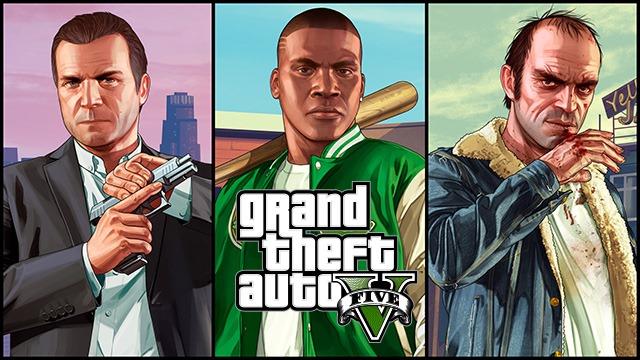 Дата выхода GTA 5 на PC, Xbox One и PlayStation 4