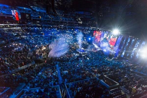События вокруг турнира по League of Legends