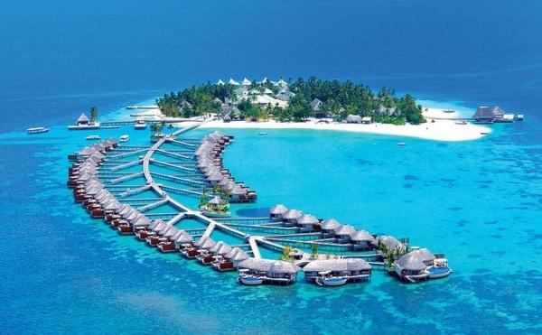 Нега беззаботного отдыха на Мальдивских островах
