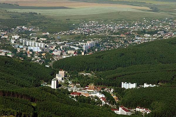 Маленькая сказка -  курорт Белокуриха на Алтае