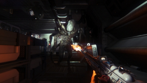Выход дополнения для Alien: Isolation