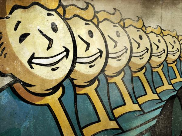Очередные намеки на новую серию Fallout