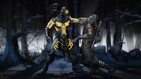 Илья Муромец появиться в Mortal Kombat X