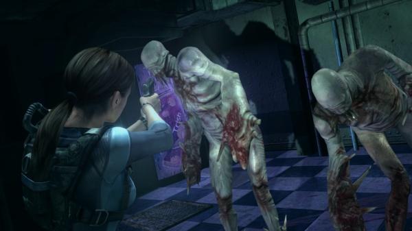 Эпизоды новых игр серии Resident Evil: Revelations