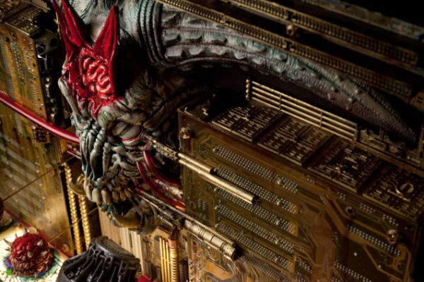 6 тысяч долларов за скульптуру из Doom II