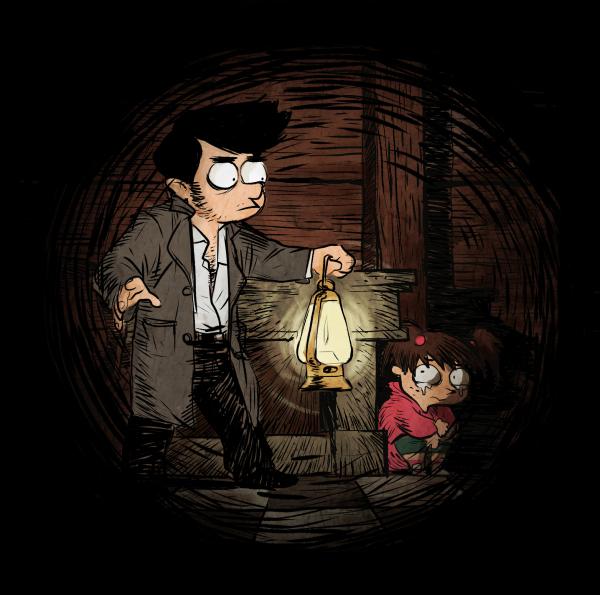 2Dark: один в темноте. Как всегда