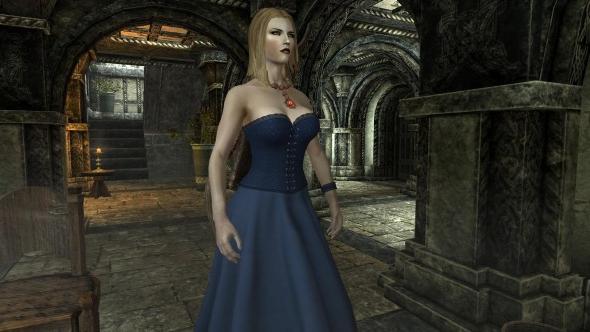 Как заключить брак в Skyrim?