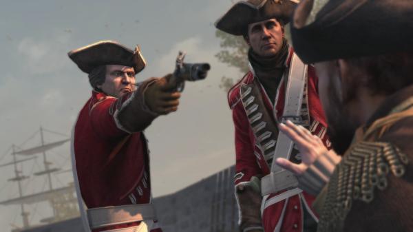 Бенджамин Франклин вернулся в Assassin's Creed: Rogue