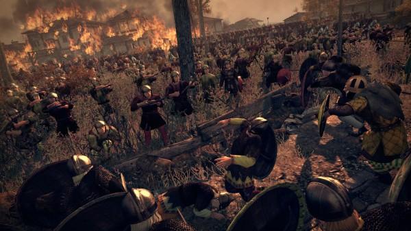 Total War: ATTILA – Лондиниум охвачен огнем