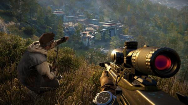 Свои базы получат игроки Far Cry 4