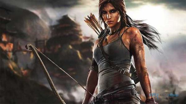 Выше трейлер к очередной игре из серии Tomb Raider