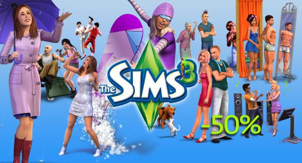 Дополнения для Sims 4
