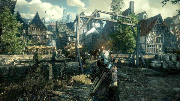 Стало известно о демо - версии The Witcher 3: Wild Hunt