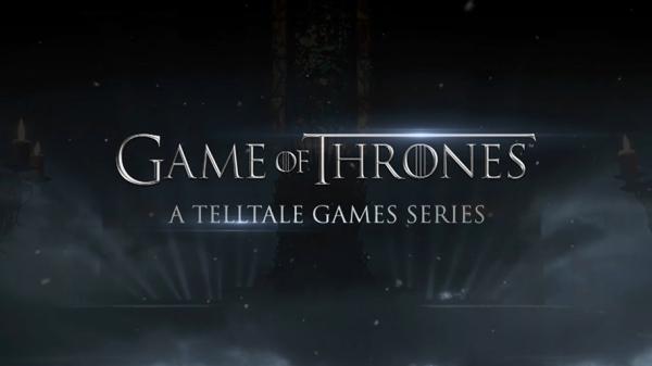 Премьера игры Game of Thrones: A Telltale Games Series  успеет пройти в этом году