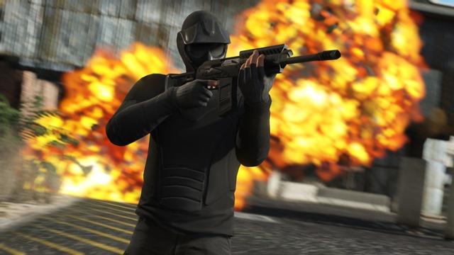 GTA Online 1.17: Команда уцелевших - Новое оружие