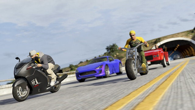 GTA Online 1.17: Команда уцелевших - Новый транспорт