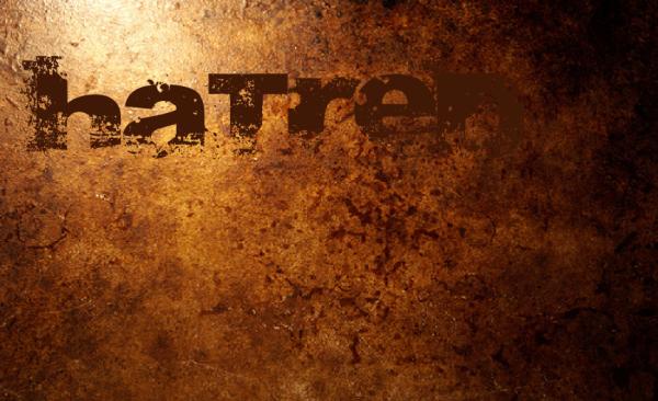 Hatred проповедует доброту и человеколюбие