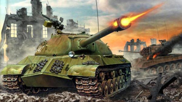 Что нам уготовила игра Война Танков Блитз?