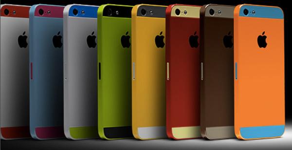 Меняем корпус на iPhone 5,  создаем его уникальность