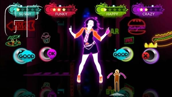 Игра Just Dance приобретает все большие масштабы