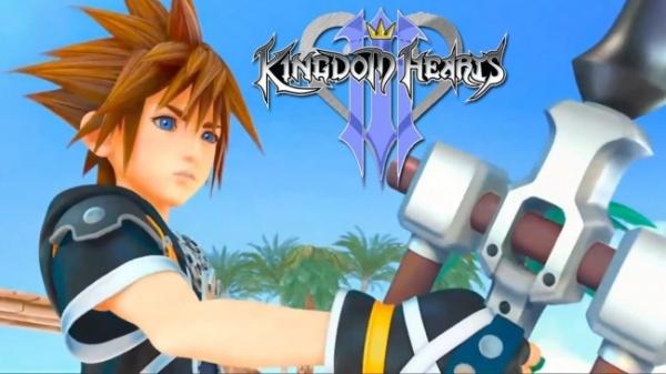 Kingdom Hearts 3 переведен на новый движок