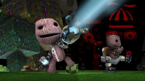 Доктор Хаус в LittleBigPlanet 3