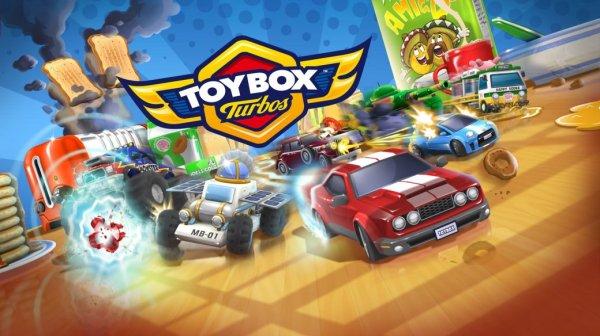 В ноябре появится гоночная игра Тойбокс Турбос