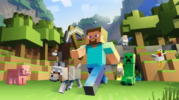 Microsoft стали законными владельцами Minecraft