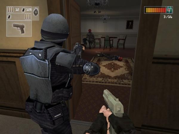 Антитеррор - очень опасная Флеш - игра