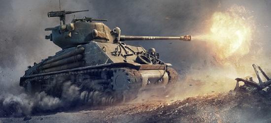 Танк из фильма «Ярость» в World of Tanks