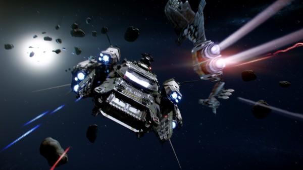 «Планетарный модуль» в Star Citizen