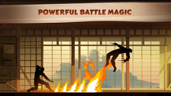 Обновление Shadow Fight 2